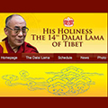 His Holiness 14th Dala Lama